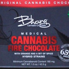 If you love chocolate, then you will love #marijuana #Bhang Fire #DarkChocolate. The delicious gourmet chocolate contains orange zest and a bit of spice 3X. Order your #chocolate here.#chocolatelovers #marijuna #cannabis #marijuanalovers #cannabiscommunity #bhangchocolate