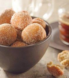 Consiente a toda tu familia con estas exquisitas bolitas de azúcar.