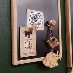 Oakmen Noteboard Small