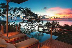 Lizard Island Hotel- Barrier Reef/Australia