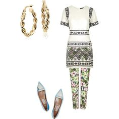 Minimalist by fashionistasg on Polyvore featuring polyvore, fashion, style, Topshop, M&Co, Tabitha Simmons and Blue Nile
