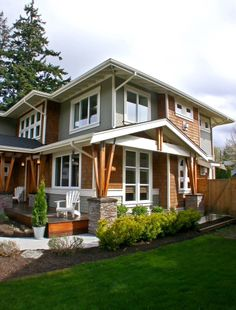 craftsman style homes   Pin it Like Image