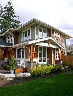 craftsman style homes | Pin it Like Image