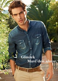 ister jean ister normal, gömlek Mavi'den alınır :) Yeni sezon gömleklere göz atmak için http://www.mavi.com/Erkek/Jean/Gomlek/c/3-1-4