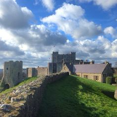 Dover Castle, Dover, East Sussex, England - photo credit: Samantha Ingarfield Dover Castle, East Sussex, Photo Credit, England, Mansions, House Styles, Home, House, Villas