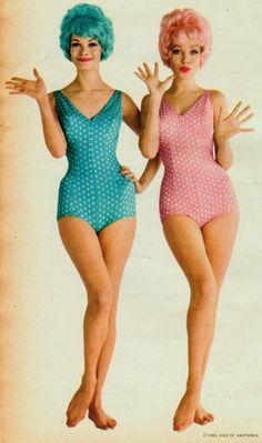 matching swim suits!