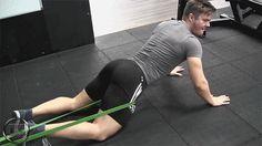 Básicamente, cualquier manera en la que uno se coloque en el suelo va a terminar mal. | 19 Ocasiones en las que el gimnasio se puede poner incómodamente sexual