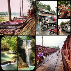 How to See the Best of Laos & Cambodia in 3 Weeks for HostelBookers by @Neil Barnes