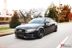 Modified Audi A4 2010...if we don't get another wagon with the A3 then an A4 it will be! #iloveaudi
