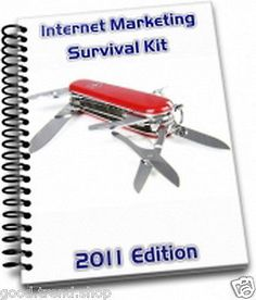 eBook Internet Marketing – with Master Resell Right PDF Format – Free shipping