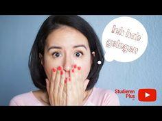 Wie wir uns selbst manipulieren   StudierenPlus.de - YouTube Youtube Kanal, To Study