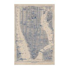 BILD Image, plan de Manhattan