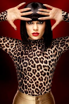 """Jessie J (born Jessica Cornish on 27 March 1988) is a singer-songwriter from Essex, England, United Kingdom. She began a solo career after working as a songwriter and backing vocalist for artists such as Miley Cyrus and Christina Aguilera. Her debut album, """"Who You Are"""", was released in 2011 and contains the singles """"Do It Like A Dude"""", """"Price Tag"""", """"Who's Laughing Now"""", """"Domino"""" and """"Who You Are"""".  http://pop-fly.com/music/artist-getInfo/jessie-j/d24fb461-dee8-41fc-bb15-2f13bb2644a6.cfm"""