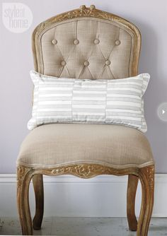 Add a decorative touch around your home with our selection of cotton embroidered throw pillows.