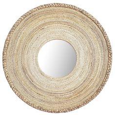 Bandolino Natural Mirror | Pier 1 Imports