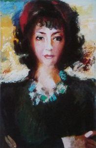 ზურაბ ნიჟარაძე – Zurab Nijaradze (1928) ნატო ჩხეიძე