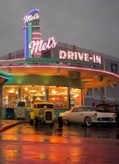 The Best Vintage Cars Hot Rods And Kustoms ; die besten oldtimer hot rods und kustoms The Best Vintage Cars Hot Rods And Kustoms ; Still Life photography; Maserati Ghibli, Aston Martin Vanquish, Bmw I8, Vintage Diner, Retro Diner, Vintage Cars, Vintage Signs, Tom's Diner, 1950s Diner