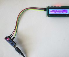 Character LCD Displays are a very commonly used for Arduino projects, to display small amounts of textual information. The most common types are the basic directly connected displays, and the ones with I2C adapter. The I2C version is more expensive but needs only 4 wires to connect to Arduino, which makes it very attractive, and easy to use option for Arduino projects.In this Instructable, I will show you how easy it is to connect such I2C LCD Display to Arduino Nano, and program it with…