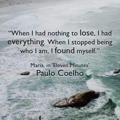 """Paulo Coelho quotes """" Eleven Minutes"""
