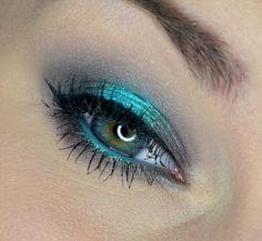 Chocolate&turquoise. – Makeup Geek