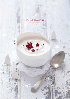 Knot Issue N°2 Winter • White soup (jerusalem artichokes & coconut milk)  www.knot-magazine.com