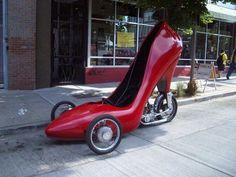 Most Weird Cars Ever Stiletto Car