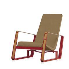 Going lounging. Very nice. Vitra Cité Armchair — Jean Prouvé, 1930