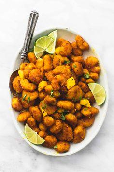 Mango Habanero Popcorn Shrimp