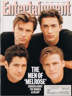 The men of Melrose