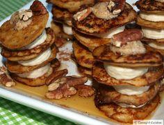 Stackalicious Primal Pancakes  #CavegirlCuisine