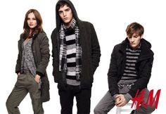 H&M Winter line:)