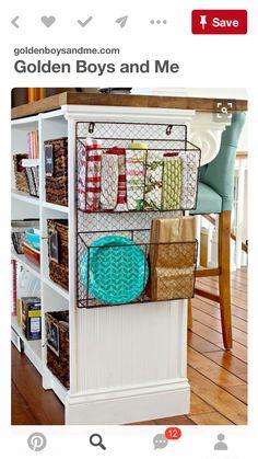 Ways To Work Around Little To No Counter Space In Your Kitchen Via Brit Co