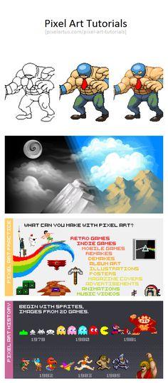 Pixel Art Mega Post =)