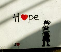 donde la esperanza esta solo en el corazón