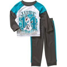 Disney Frozen Olaf Baby Toddler Boy Hangdown Tee and Pants Outfit Set