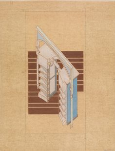 Jan & Jon (Arkitektkontor), Triumfbue a'la H.P.L'Orange. (1977)