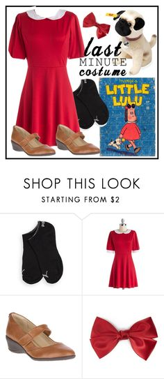 """Clock's Ticking: Last-Minute Costumes"" by terryandjim ❤ liked on Polyvore featuring Puma, Hush Puppies, Forever 21, Steiff and lastminutecostume"