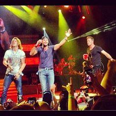 Tyler, Luke, Brian<3