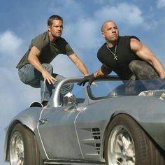 Paul Walker & Vin Diesel sweet by N@ruto Kaari$