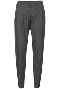 Apollo Wool Tapered Trousers