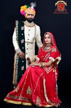 Bridal Poses, Wedding Poses, Wedding Suits, Indian Wedding Couple Photography, Wedding Couple Photos, Indian Bridal Photos, Indian Bridal Wear, Rajasthani Dress, Rajasthani Bride
