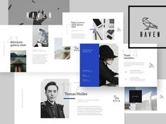 "Check out this @Behance project: ""RAVEN Authentic Keynote Presentation Template"" https://www.behance.net/gallery/36133049/RAVEN-Authentic-Keynote-Presentation-Template"