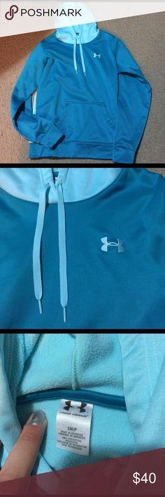Under Armour Hoodie EUC pullover hoodie Under Armour Tops Sweatshirts & Hoodies