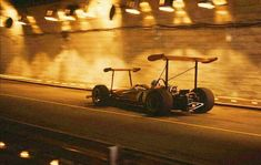 F1 Historic - Monaco 1969 , Bruce McLaren on McLaren Ford M7C into the tunnel, and finishing 5th, one lap down on the eventual winner Graham Hill on Lotus Ford.