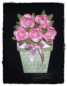 11.06.15 Flower Pot Pocket Card