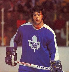 Ian Turnbull Maple Leafs Hockey, Hockey Rules, Ice Rink, Good Old Times, Nfl Fans, True North, Toronto Maple Leafs, Detroit Red Wings, Sports Pictures