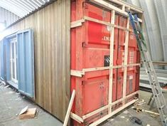 CLADDED SHIPPING CONTAINERS :: CONTAINERS DIRECT