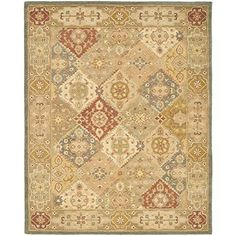 Safavieh Antiquities Collection AT316A Handmade Tradition...#Oriental Rugs
