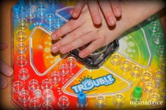 Trouble! Loved that game!