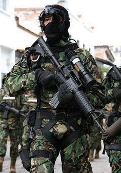 Son pocas las fotos de ellos, fuerzas especiales y/o Elementos de la marina armada de México: